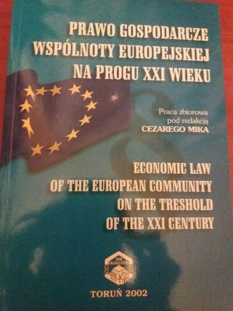 Prawo gospodarcze Wspólnoty Europejskiej