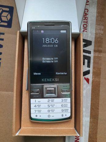 Мобильный телефон Keneksi X9 на 2 SIM карты