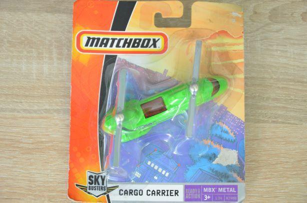 MATCHBOX Cargo Carrier