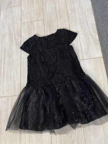 Платье на девочку 1,5-2 года, одевали 1 раз!)