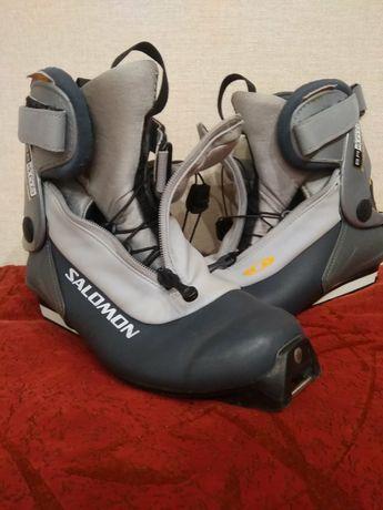 Лыжные ботинки Salomon SNS profil