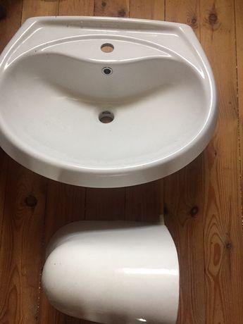 Ceramika łazienkowa komplet