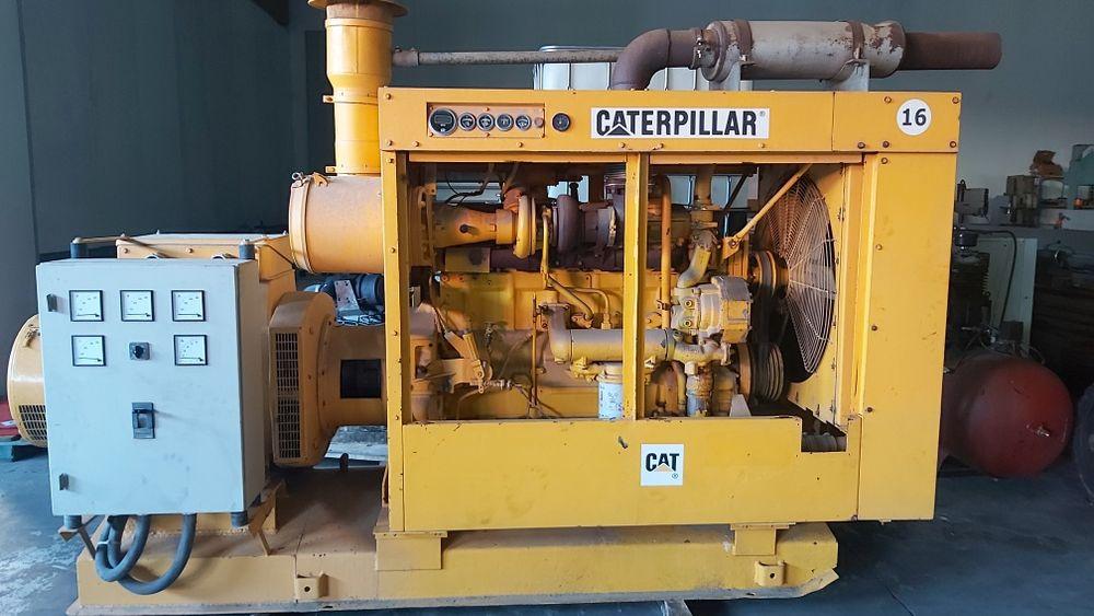 Gerador Caterpillar 250kva Sé, Santa Maria E Meixedo - imagem 1