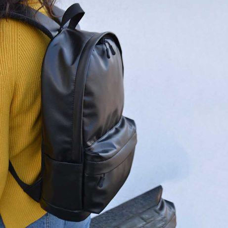 Модный женский рюкзак эко-кожа /  городской портфель