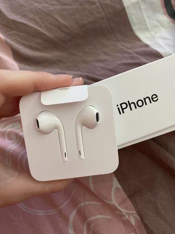 Новые проводные наушники от Apple АирПодс EarPods