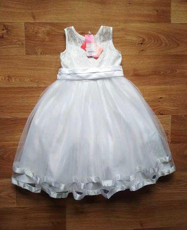 Нарядное платье на девочку 4 года