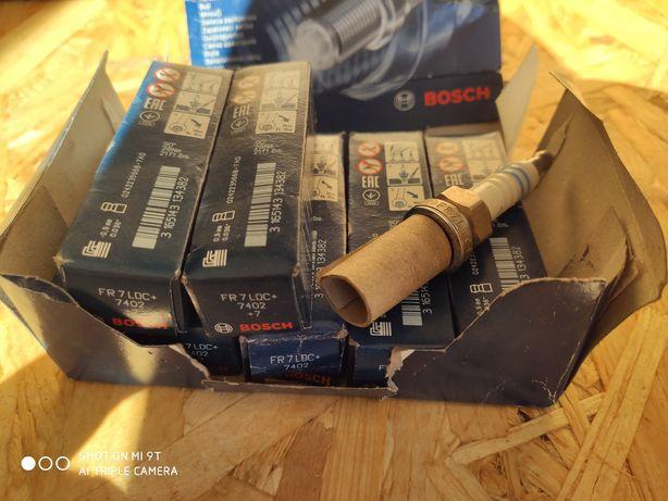 Świeca zapłonowa Bosch +7 Wyprzedaż magazynu