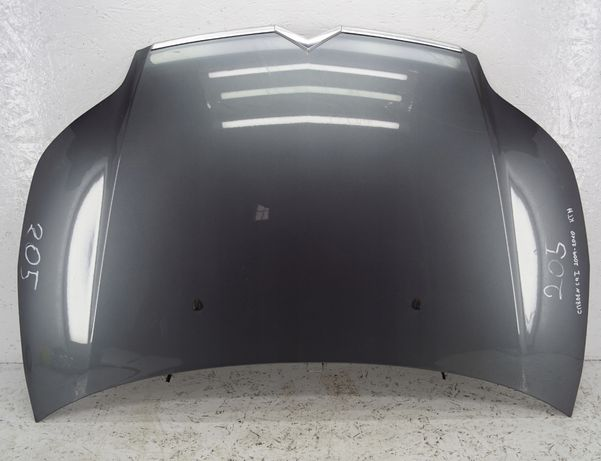 Капот Citroen C4 1 до рестайл 2004-2010