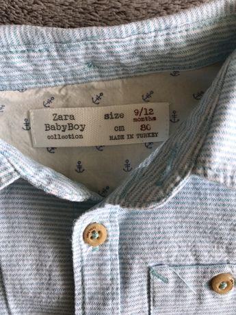 Koszula chłopięca Zara 80