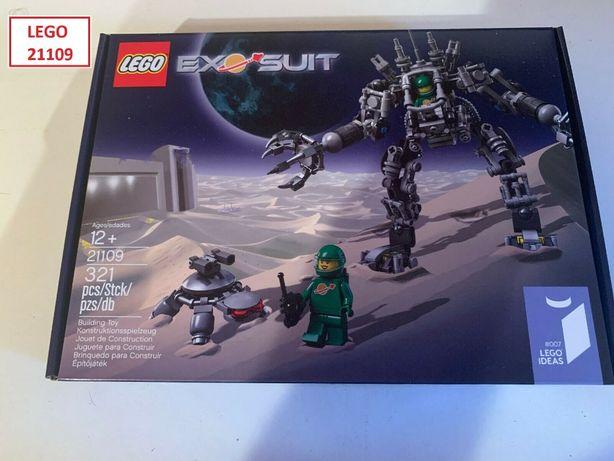 LEGO - 6 Sets Diversos Temas