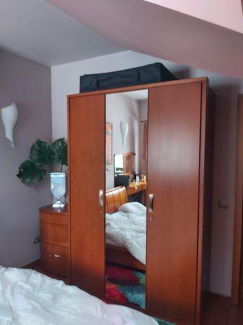Meble sypialnia swarzędz selene fornir