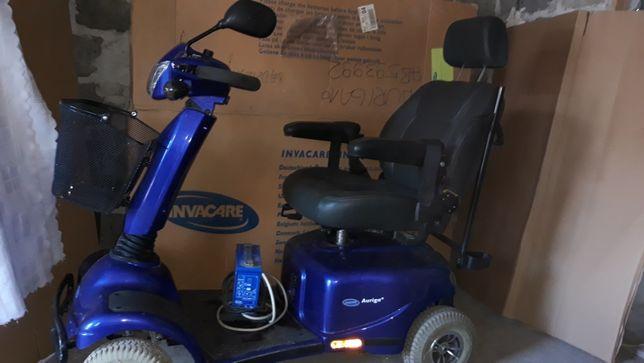 Wózek,skuter inwalidzki elektryczny invacare auriga 10