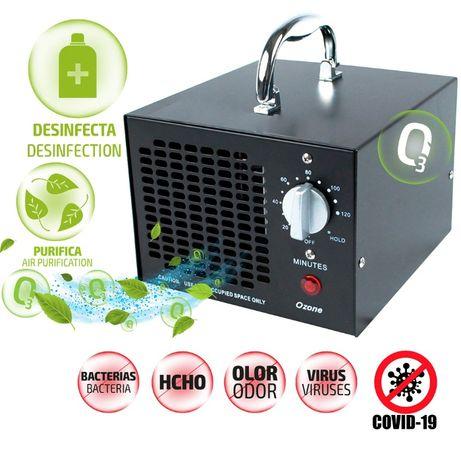 Gerador de ozono portátil 5000 MG/H (220V) JBM