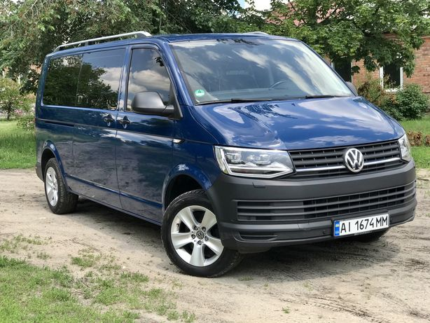 Volkswagen T6 пассажир 2018 LED