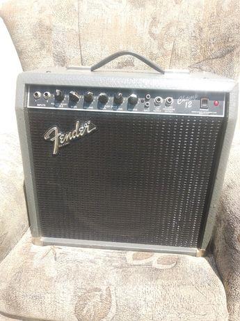 Fender champ 12 комбо усилитель для гитары.