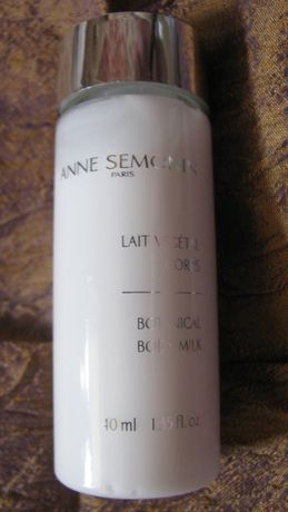 Лосьон для тела ANNA SEMONIN Paris (Франция)40мл