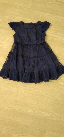 Платье для фотосессии, 0-3 месяца.