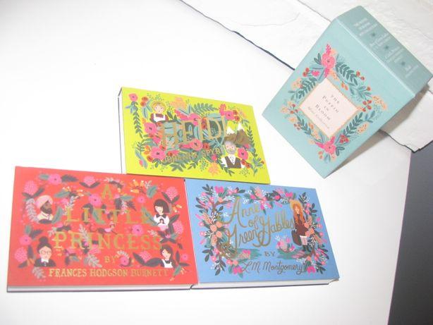 nowa mini kolekcja książeczek w j. ang. The Puffin in Bloom