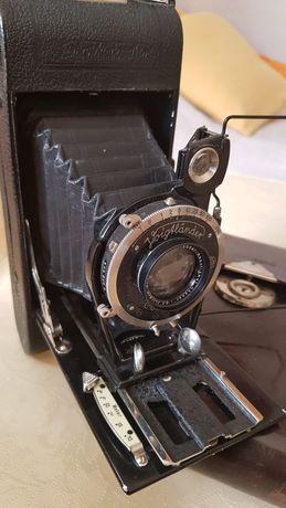Piękny Stary aparat foto