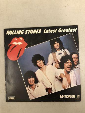 Winyl Rolling Stones Latest Greatest