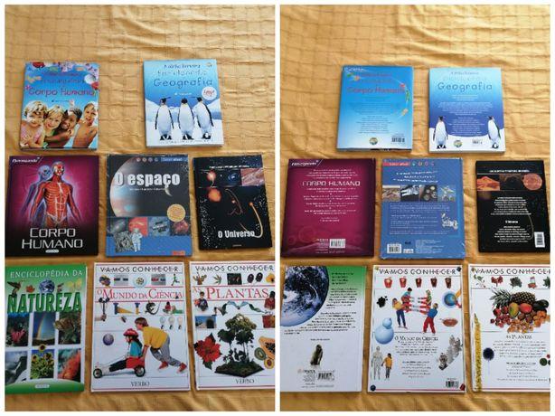 Enciclopédias Infantis