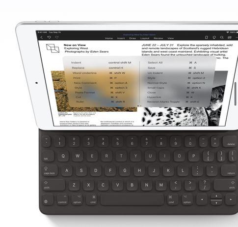 "Apple Smart Keyboard Folio Ipad Pro 12""9"