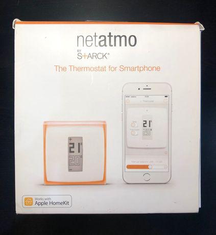 Termostato inteligente - NETATMO [Portes gratuitos]
