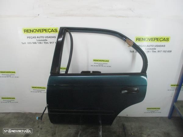 Porta Trás Esq Honda Civic Vi Três Volumes (Ej, Ek)