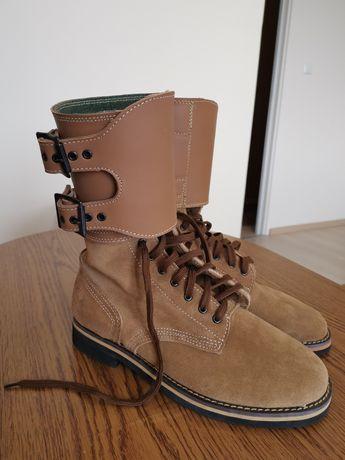 Nowe buty wojskowe - opinacze wz M-43 roz 42