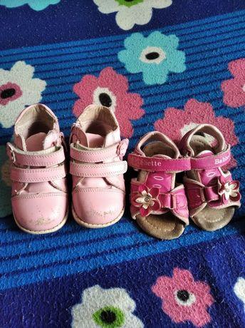 Ботиночки, сандалии на девочку