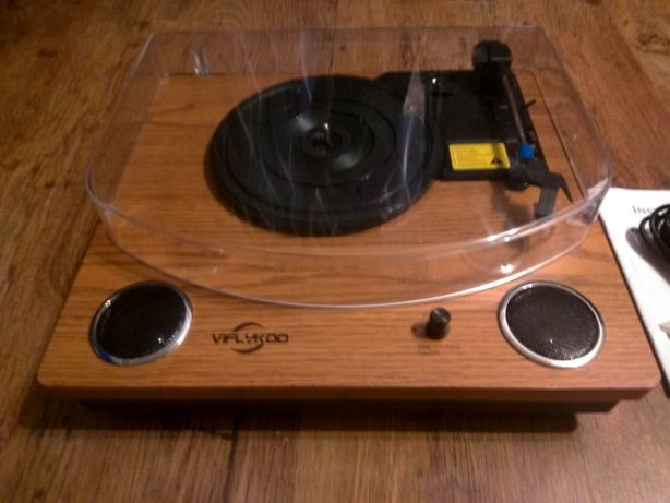 Gramofon - adapter