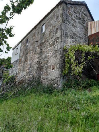 Casa rústica em pedra - P.N. Peneda Gerês
