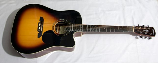 Gitara elektroakustyczna Alvarez RD26 CE SB