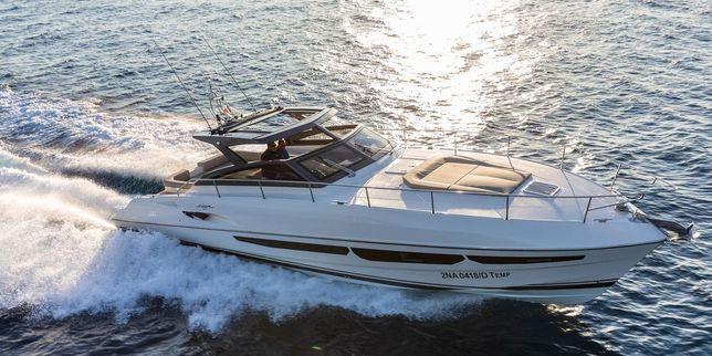 Jacht Motorowy FIART |44| + 2 x 440 HP VOLVO Penta turbodiesel IPS-600