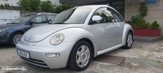 VW New Beetle 1.9 TDi Highline