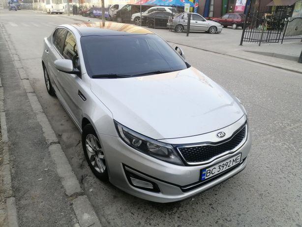 Продам KIA K5, 2.0 ГАЗ