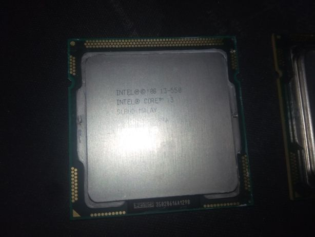 Продам Процессор Intel® Core™ i3-550