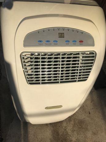 Ar condicionado eletronia frio e quemte
