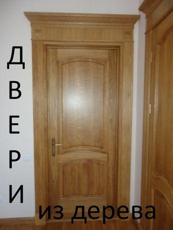 Двери из дерева. деревянные двери. двери из натурального дерева