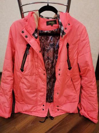 Куртка женская весна осень демисезонная