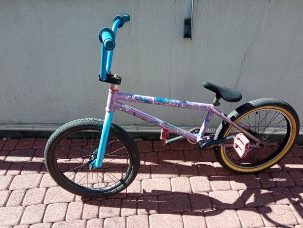 BMX rower do tryków