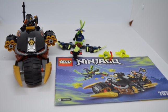 Конструктор Lego Ninjago Blaster Bike 70733