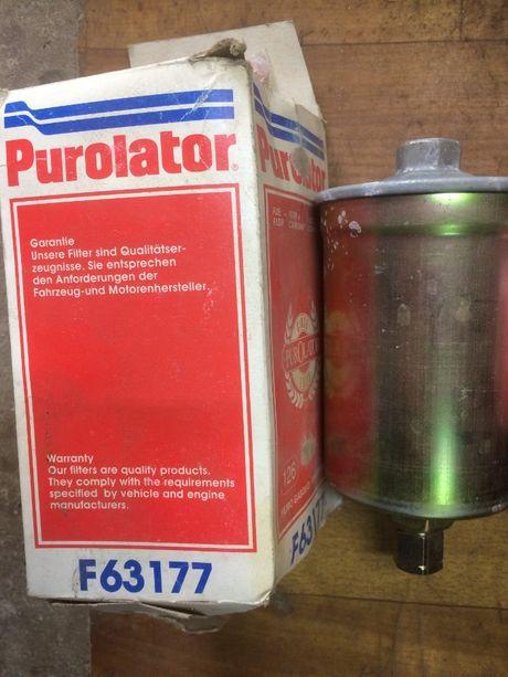 Фильтр топливный масляный воздушный фильтры