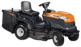 kosiarka samojezdna traktorek Oleo-Mac z koszem OM 84/14,5 K H