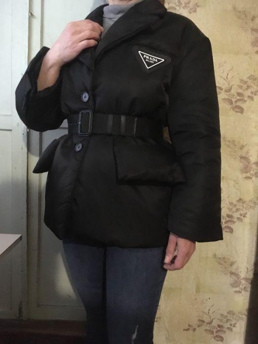Куртка PRADA женская Черкассы - изображение 1