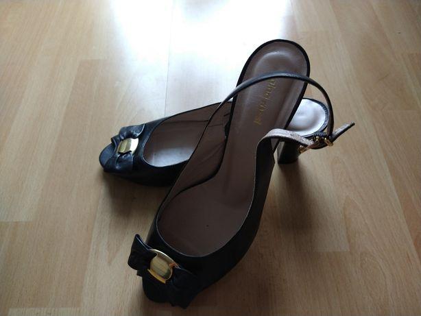 Sandały skórzane Gino Rossi 39,5