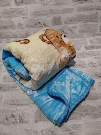 Очень теплые двойные детские одеяла