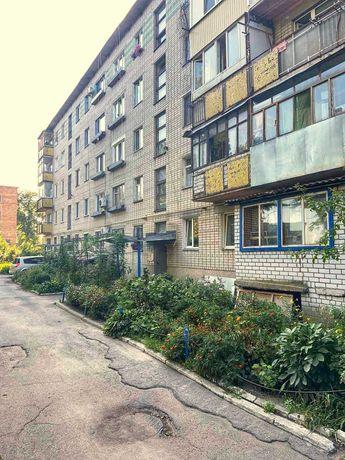 Большая двухкомнатная квартира на Пацаева