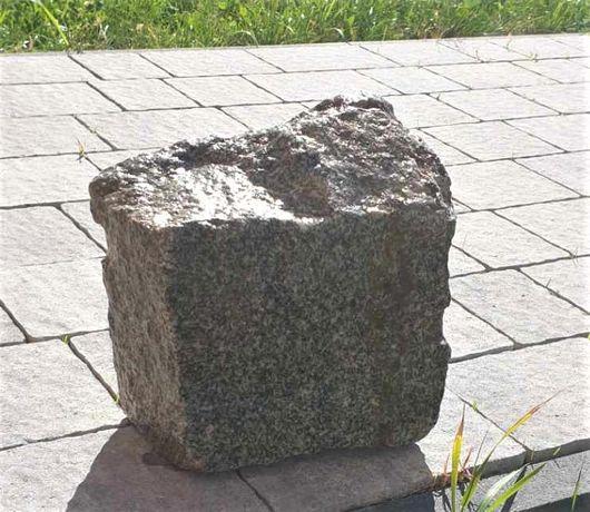 Granit - kostka granitowa