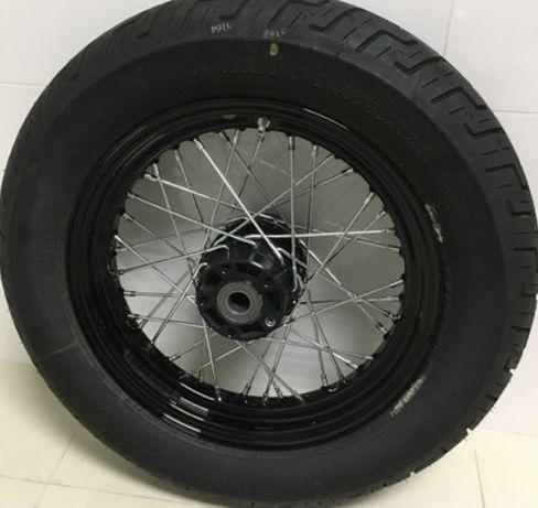 Jante harley + pneu 150/80 B 16